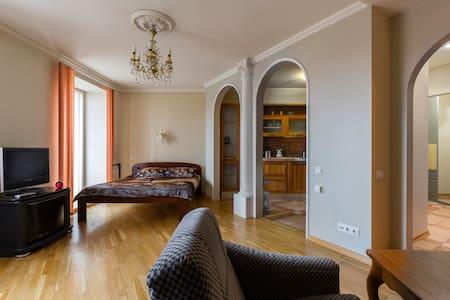 Уютная комфортная квартира - Sankt-Peterburg - 公寓