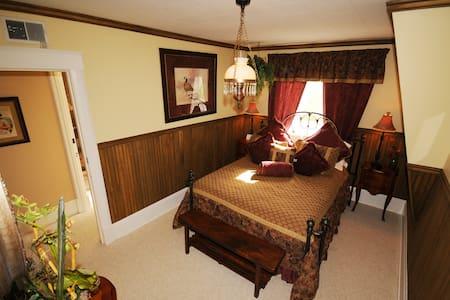The Jeffers Inn, Madison Room - Ennis - Bed & Breakfast