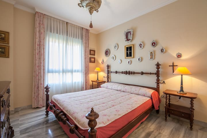 Large & Comfortable apartment with view! - Sevilla - Pis