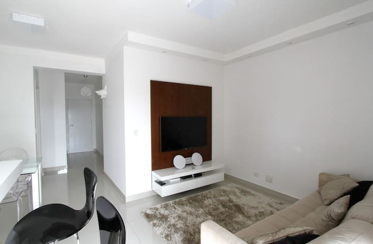 Apartamento Clean | Piracicaba - Piracicaba - Apartamento