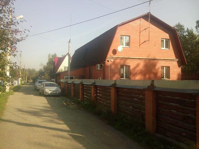 Дом в Шереметьево - Isakovo - Hus