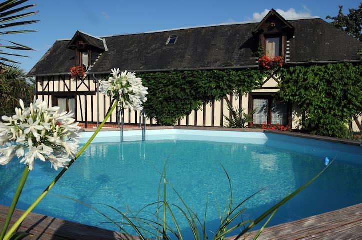 """""""Alapalmeraie"""" Charming property - Épreville-en-Lieuvin"""