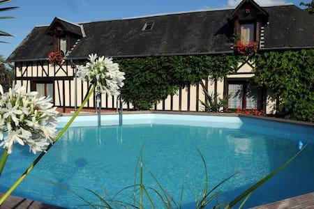 """""""Alapalmeraie"""" propriété de charme - Épreville-en-Lieuvin"""