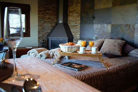 Great house for romantic moments - Huis