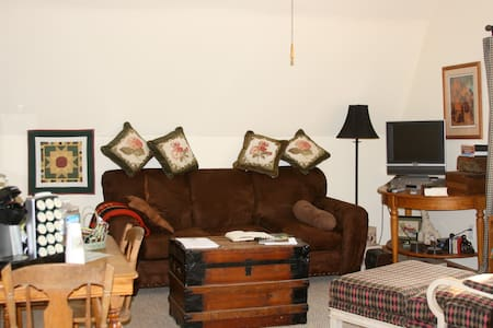Country Lodge at Sabbath Song Farm - Brooksville - Casa