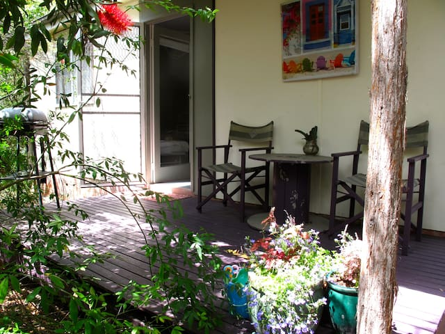 Bayswater Beach Shack - Jervis Bay - Vincentia - Bed & Breakfast