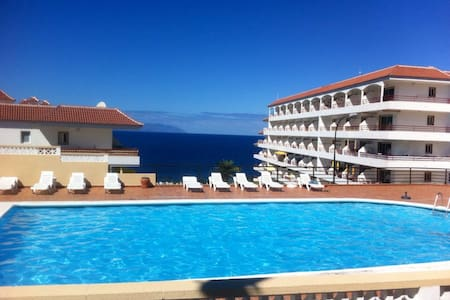 Apartamento Playa La Arena - Santiago del Teide - Kondominium