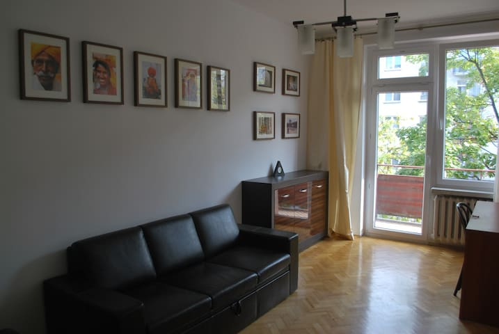 Apartment in city center - old town - Breslávia - Apartamento