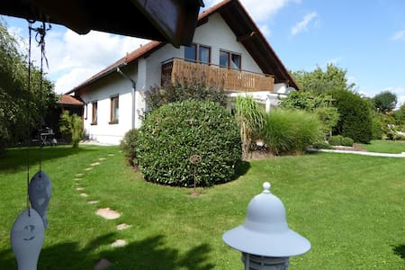 Top Wohnung in Guxhagen nahe Kassel - Guxhagen - Apartemen