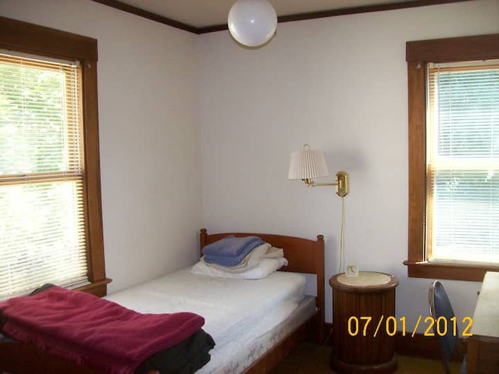 Room is furnished and has WIFI