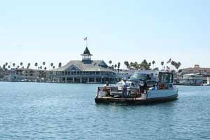 """Beautiful Balboa Island"" Bay and Beach Retreat - Newport Beach - Talo"