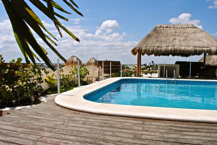 2 Bedroom Luxury Condo in Playa! - Playa del Carmen - Daire