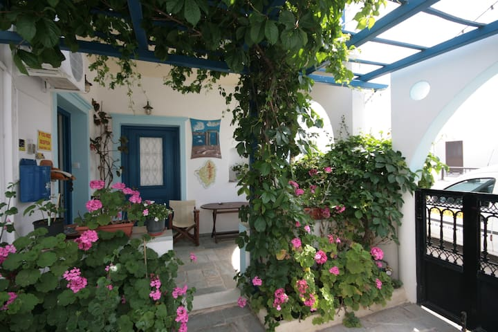 pension Irene 1 - Naxos - Appartement