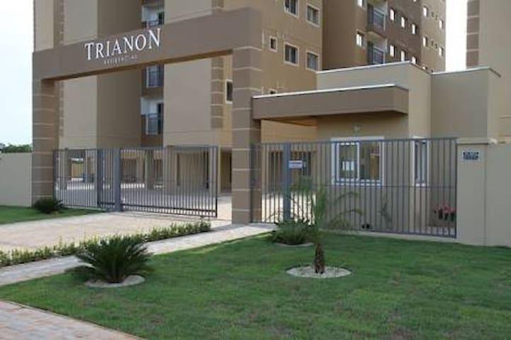 apartamento no centro - Palmas - Apartment
