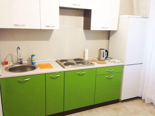 Чистая однокомнатная квартира - Московский - Apartment