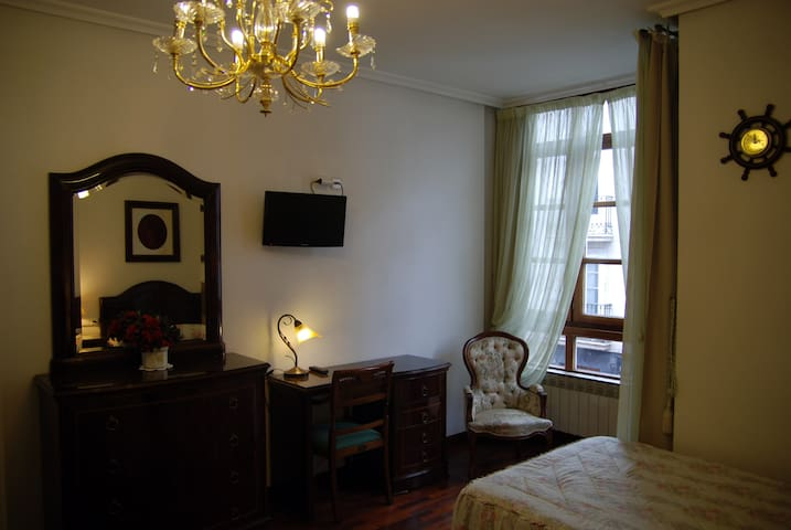 Comfortable room in the center of Vitoria
