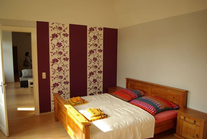 Ferienwohnung in Altstadt Güstrow - Güstrow - Wohnung