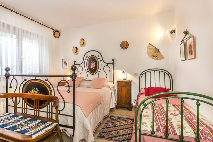 Apartment Villa PoliFlora - Monticchiello - Byt