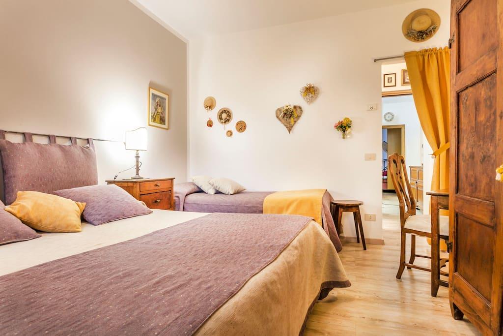 Poli bedroom