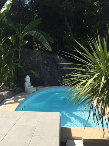 Golfe de St Tropez Appart 2 pièces - Grimaud - Apartamento