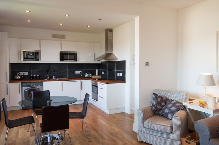 Luxury Apartment 2 mins from beach - Croyde - Daire