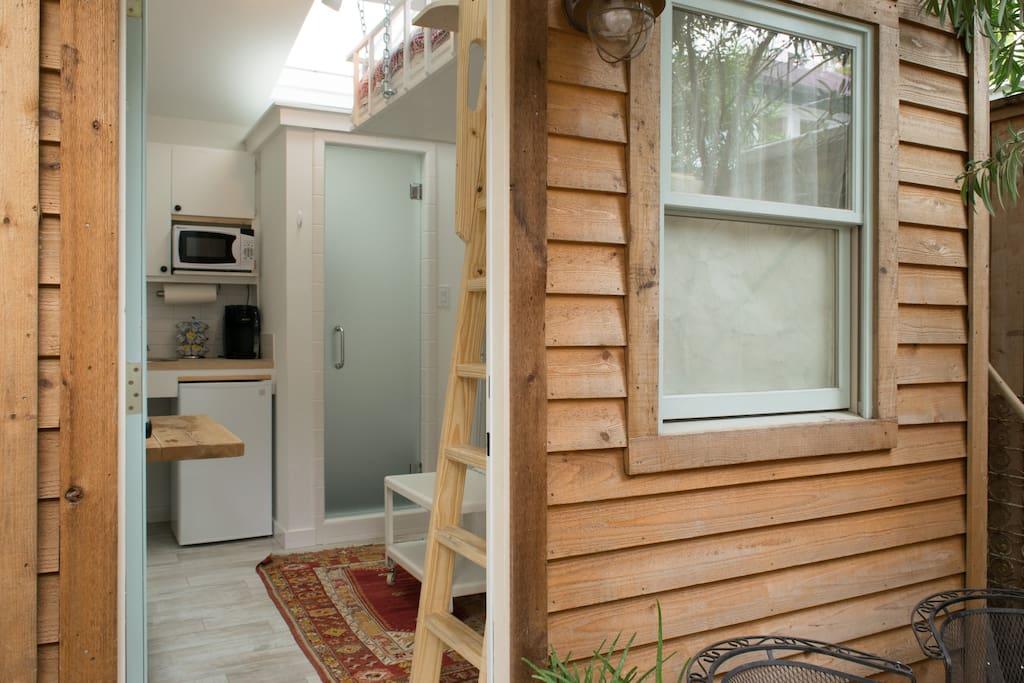 Tiny Texas Urban House! - 휴스턴(Houston)의 단독주택에서 살아보기 ...