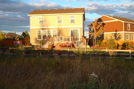 Nice, clean home in beautiful area - Ház
