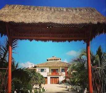 Casa de las Tortugas - Sisal - Ev