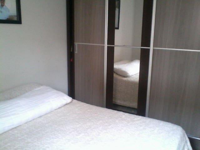 apartamento no centro - Palmas - Daire