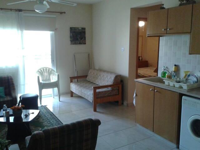 Υπέροχο διαμέρισμα 1ος  παραλιακά ! - Τερσεφάνου - Apartment