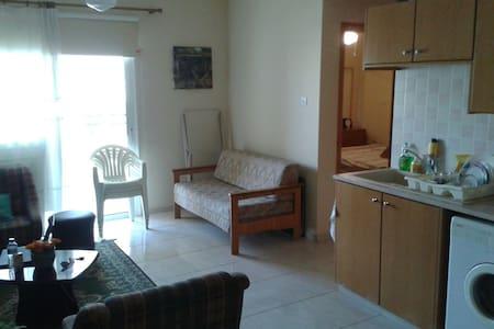 Υπέροχο διαμέρισμα 1ος  παραλιακά ! - Lakás
