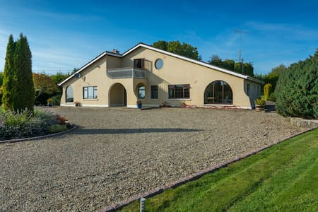 Beautiful family home in Glasson - Benown - Haus