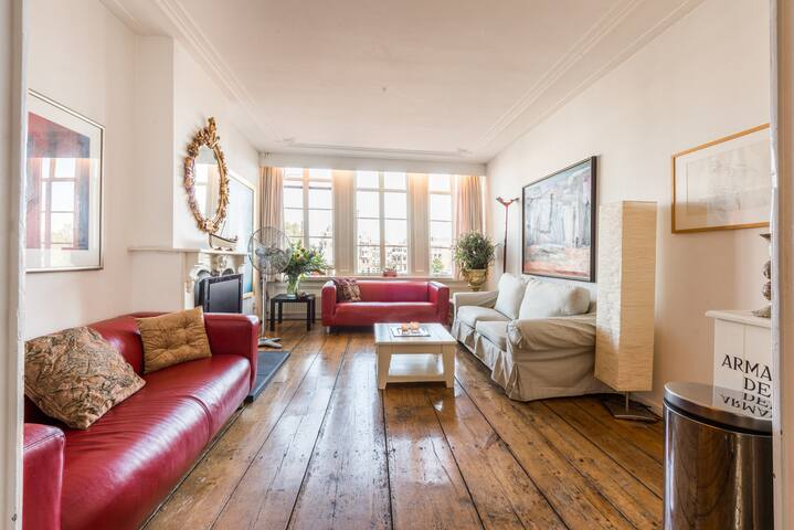Canal view apartment in the CENTER! - Amsterdam