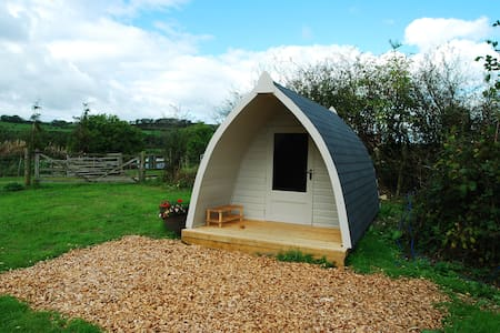 Camping pod in western lakes - Cockermouth