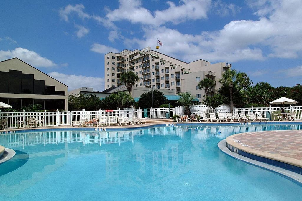 Two Bedroom Two Bathroom Suite Condominiums For Rent In Orlando Florida United States