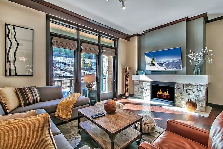 Luxury Condo at Ritz-Carlton Tahoe