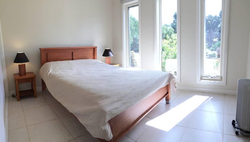 Front Double bedroom.