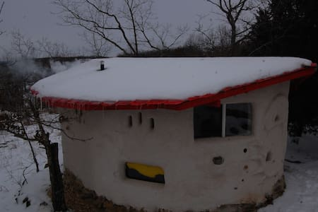 Rustic HandBuilt Cabin on Homestead - Mountain Grove - Cabin