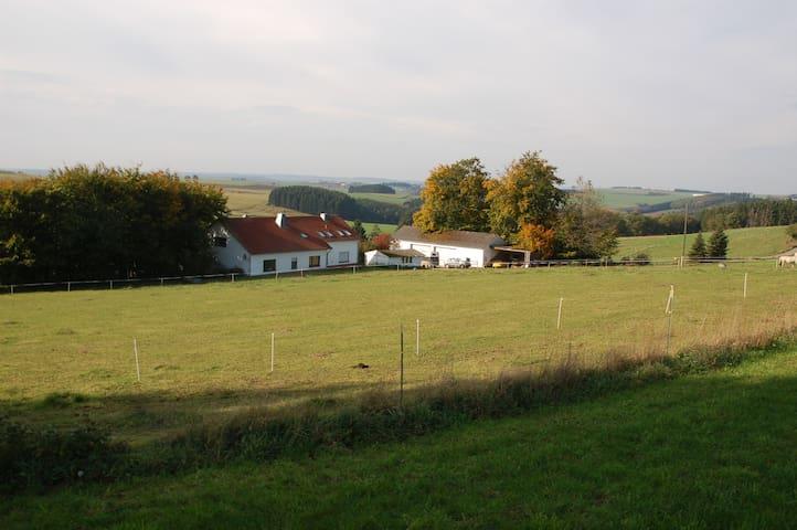 Ferienwohnung Krumbacher Hof/Eifel bei Prüm
