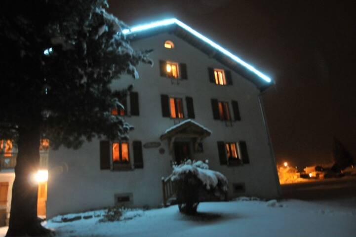 Ski Chalet 4 étoiles Vallorcine  - Vallorcine - Talo