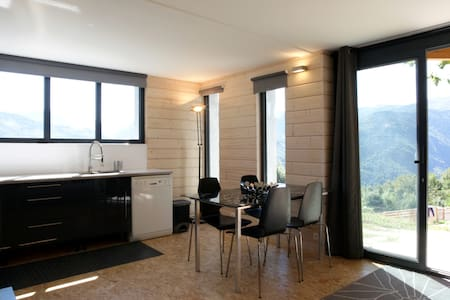 Apartment with stunning view - Ignaux - Διαμέρισμα