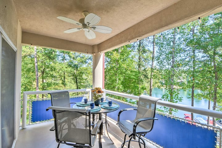 Lake Keowee Condo w/ Views + Pools + Marina!