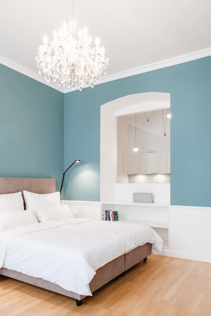 Premium Apartment Vienna Elegance