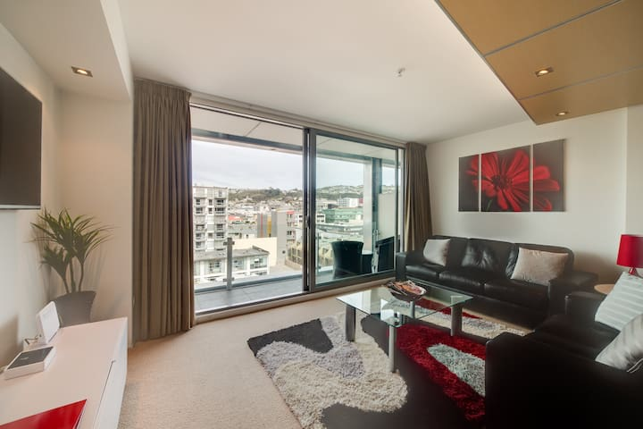 Awesome 2 Bed Wellington Apartment