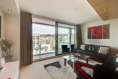 Awesome 2 Bed Wellington Apartment - Wellington