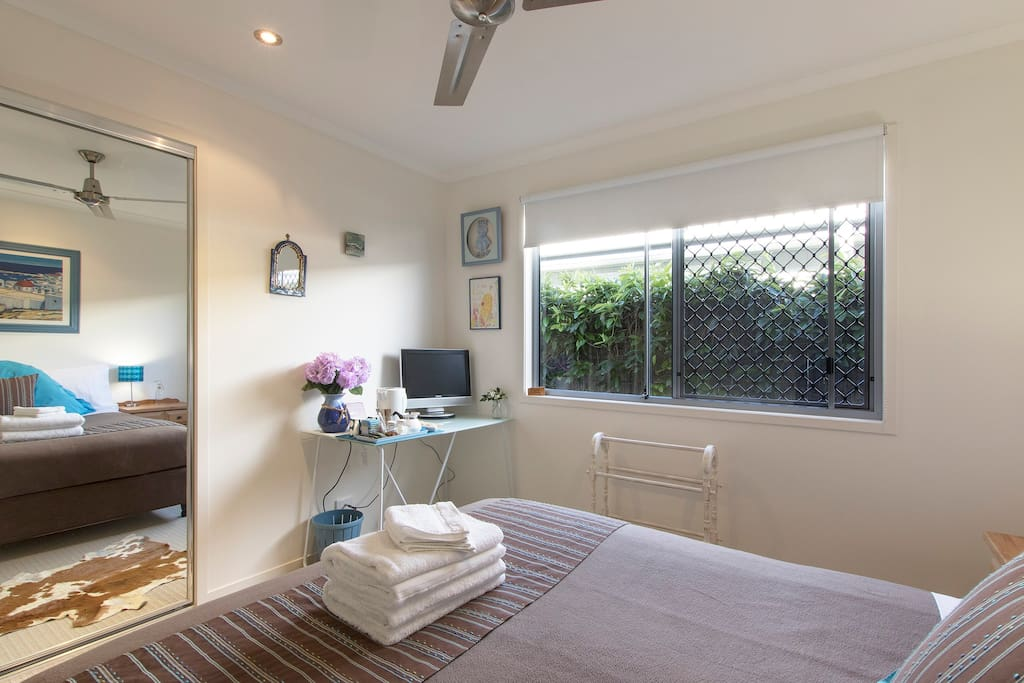 Your spacious double bedroom - 2015