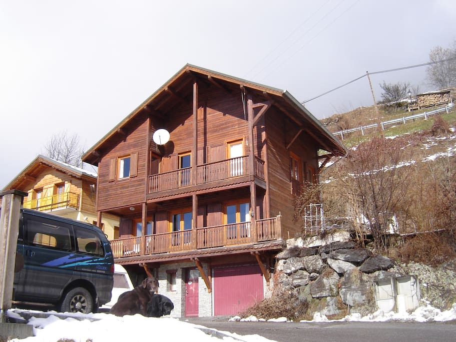 The Chalet 'Chez Helene'