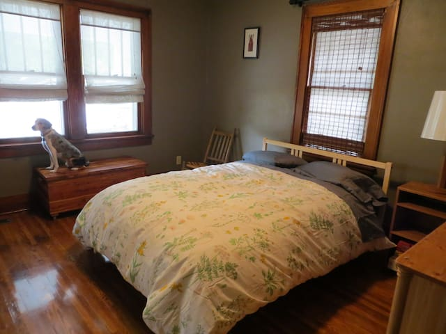 Room and Private Bath Near Downtown - Columbia - House