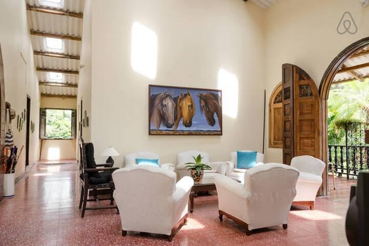 Finca eje Cafetero Colombia Room 03 - Armenia - Bed & Breakfast