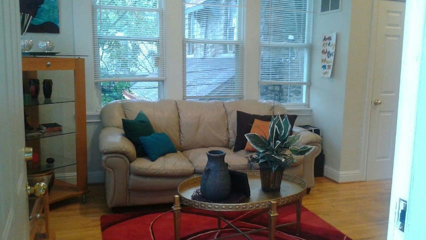 Janell's BnB - 5mins from Downtown